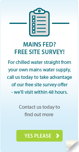 MAINS FED? FREE SITE SURVEY!